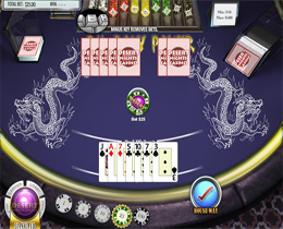 Pai Gow Poker Screenshot