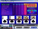 Tens or Better Video Poker Game